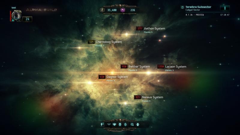Warhammer 40k: Inquisitor - Martyr - Kaart