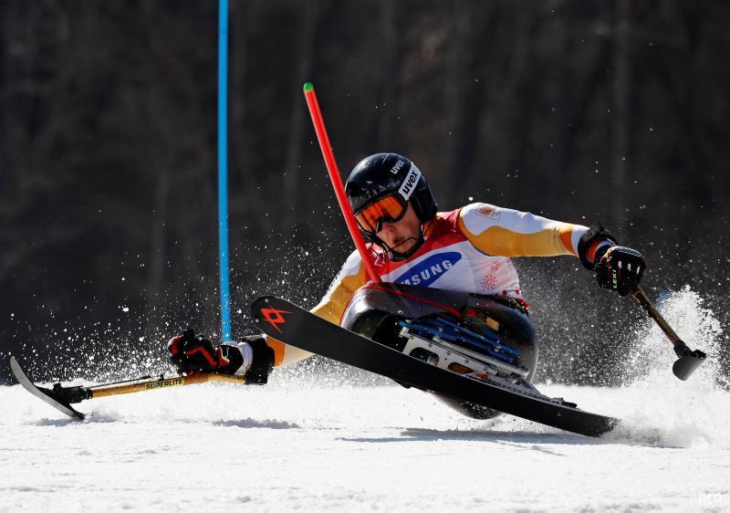Kampschreur redde het niet op de slalom (Pro Shots/Action Images)