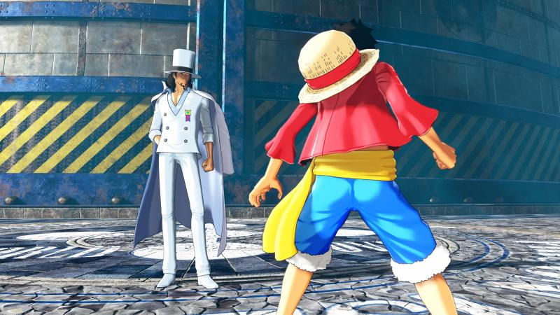 One Piece: World Seeker - Lucci (Foto: Bandai Namco)
