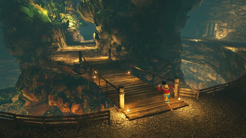 One Piece: World Seeker - Mine (Foto: Bandai Namco)