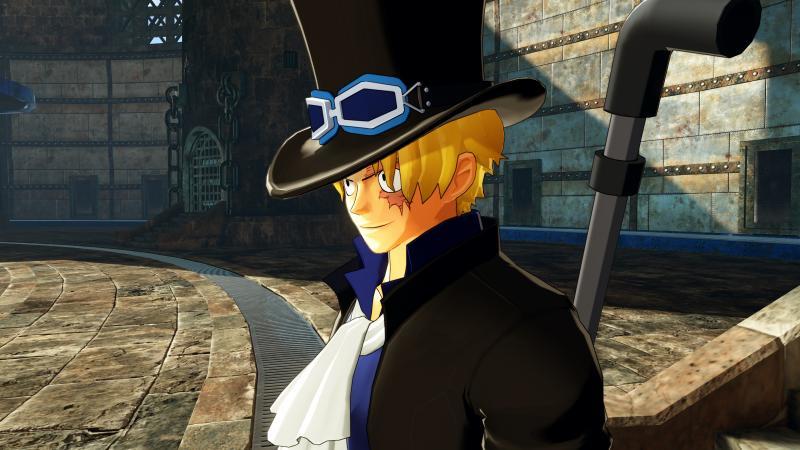 One Piece: World Seeker - Sabo (Foto: Bandai Namco)