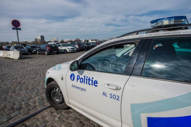 Viertal vast voor verkrachting Antwerpen