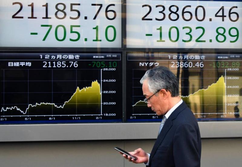 Nikkei begint week met verlies
