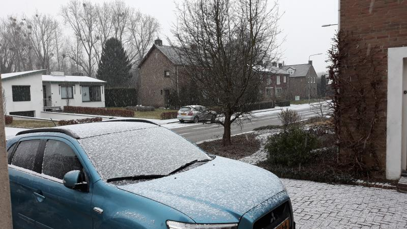 Een FOK!-user uit Spaubeek (Zuid-Limburg) stuurde ons deze foto