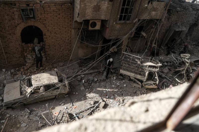 'IS verovert stukje Oost-Ghouta'