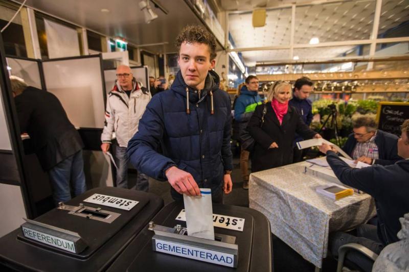 Tientallen nachtelijke stemmers in Castricum