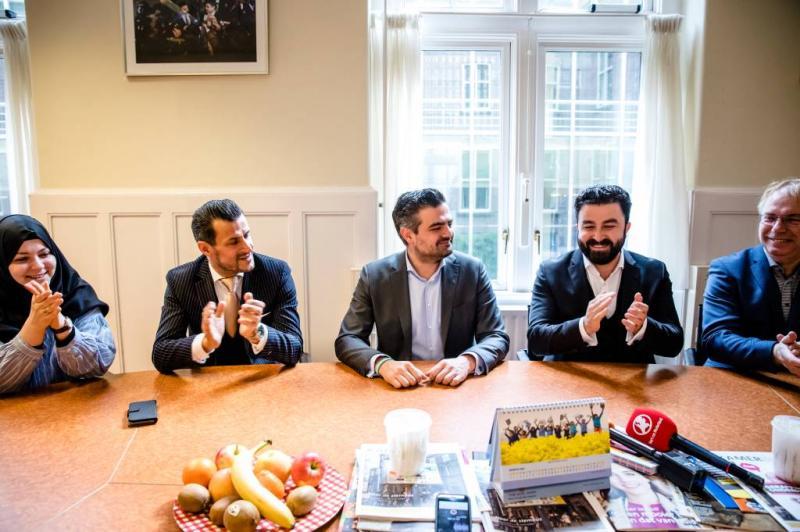 Driekwart Turkse Amsterdammers stemt DENK