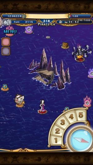 One Piece Treasure Cruise - Treasure Map (Foto: Bandai Namco)