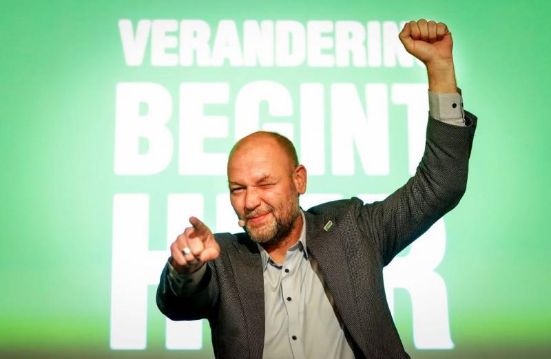 GroenLinks definitief grootste in Amsterdam
