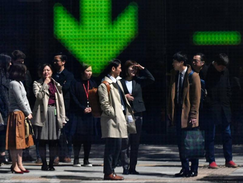 Grote verliezen op Aziatische beurzen