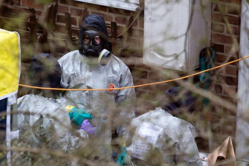 EU-landen: Rusland achter aanslag zenuwgas