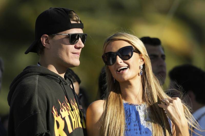 Paris Hilton verliest kostbare verlovingsring