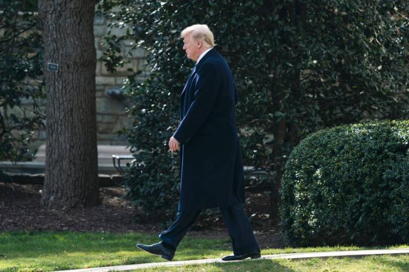 'Trump gaat Russen uitwijzen vanwege Skripal'
