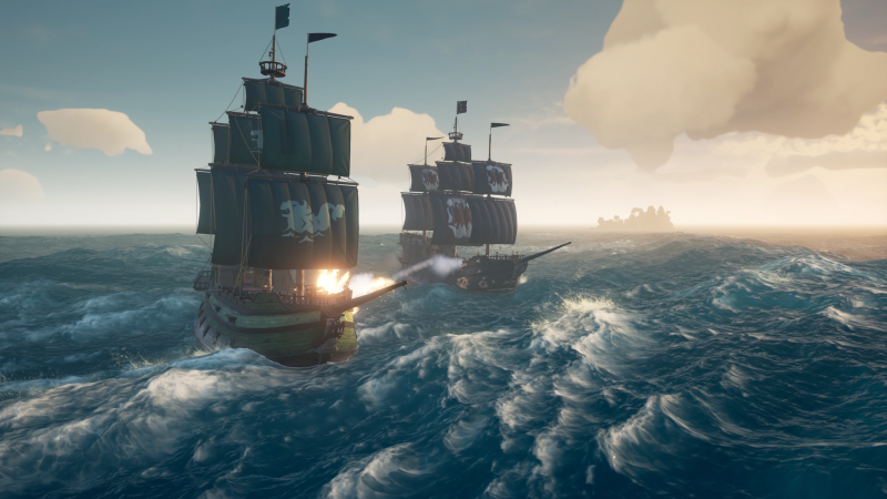 Sea of Thieves Sea Battle