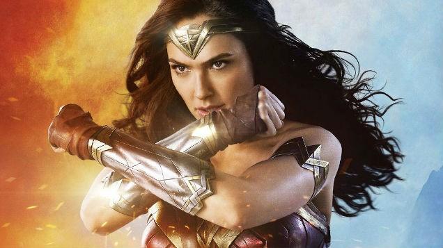 Wonder Woman en de iconische pose