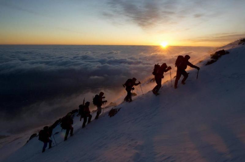 Bergbeklimmers omgekomen in Japan