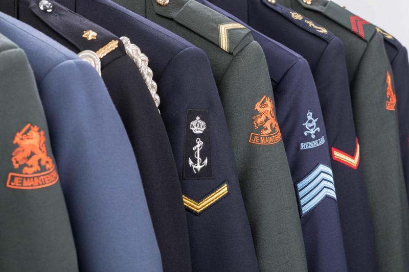 Militairen mogen weer in uniform de straat op (Foto: Defensie.nl)