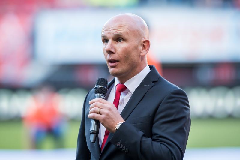Van Halst algemeen directeur af bij FC Twente (Pro Shots / Ronald Bonestroo)