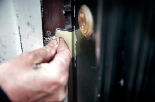 Aanhouding na poging inbraak bij bakkerij  (Foto: ANP)