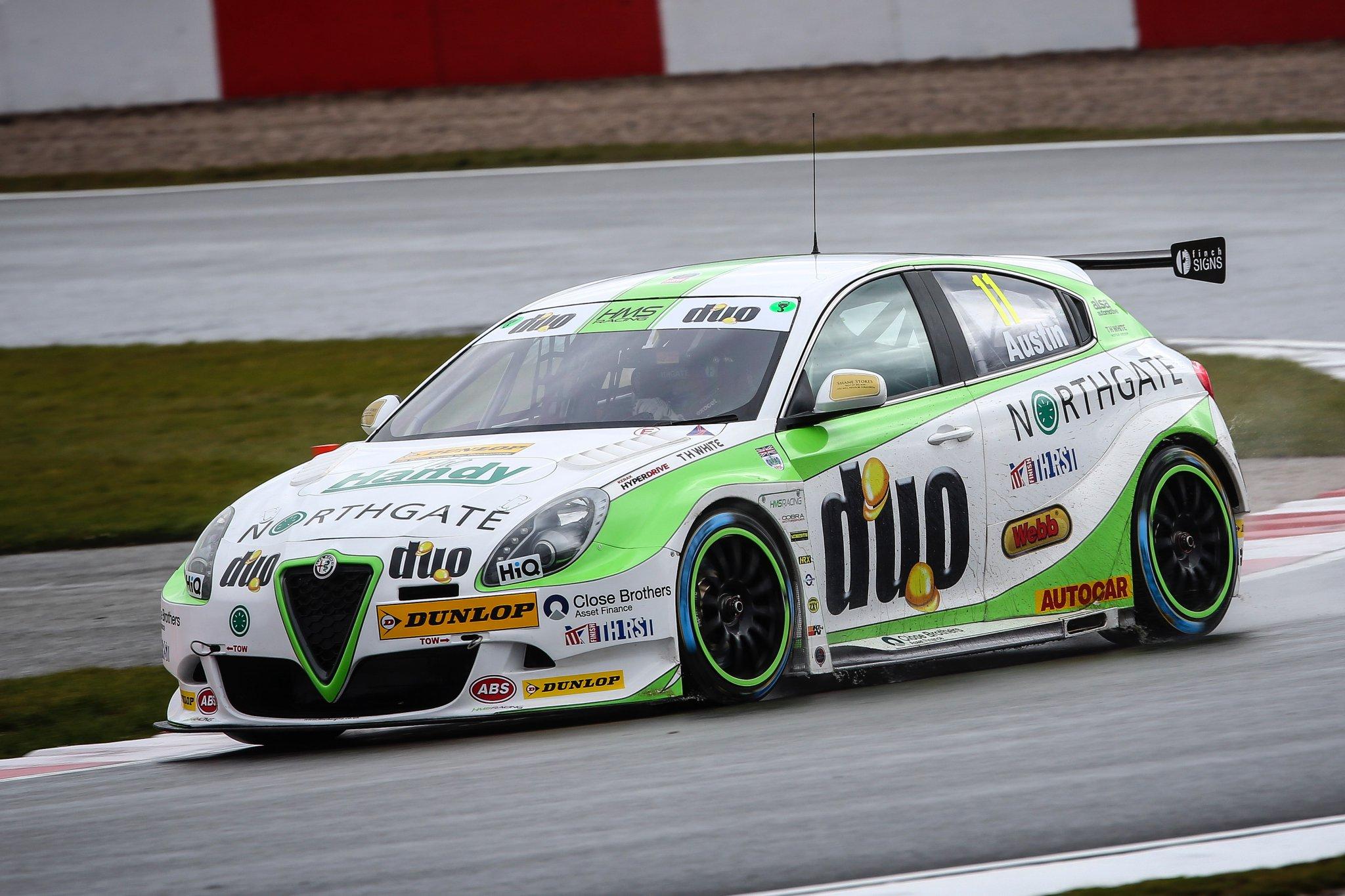 2018 BTCC Alfa Romeo Giulietta