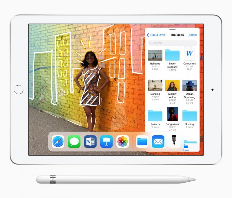 Apple iPad met Apple Pencil (Foto: Apple)
