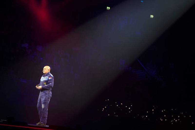 André Kuipers geeft extra show in Ziggo Dome