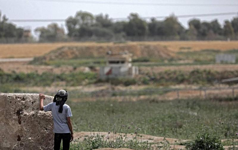 Israël stuurt scherpschutters naar protest