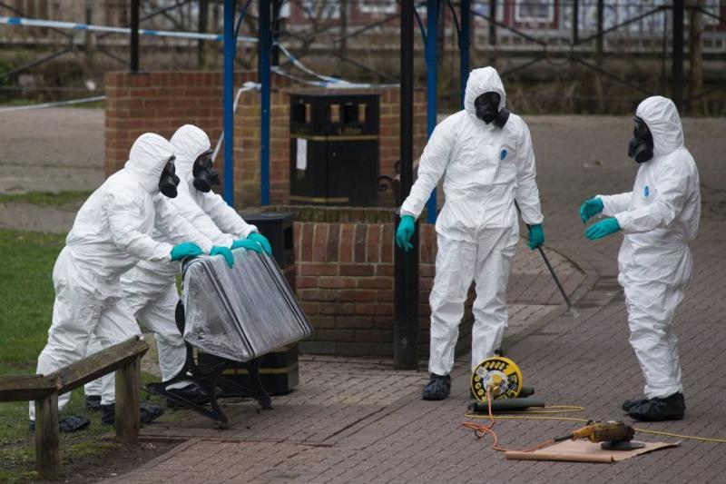 Politie: Skripals mogelijk al thuis vergiftigd