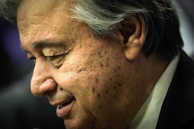 VN-chef waarschuwt voor nieuwe Koude Oorlog
