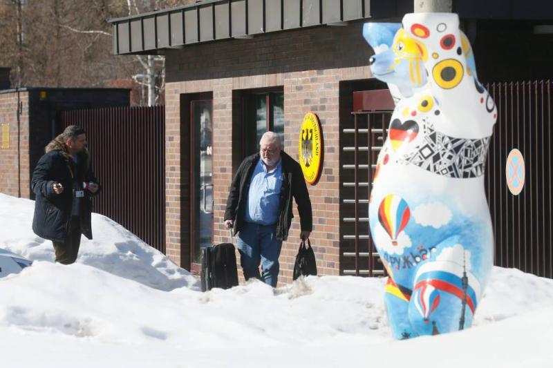 Rusland wijst weer tientallen diplomaten uit