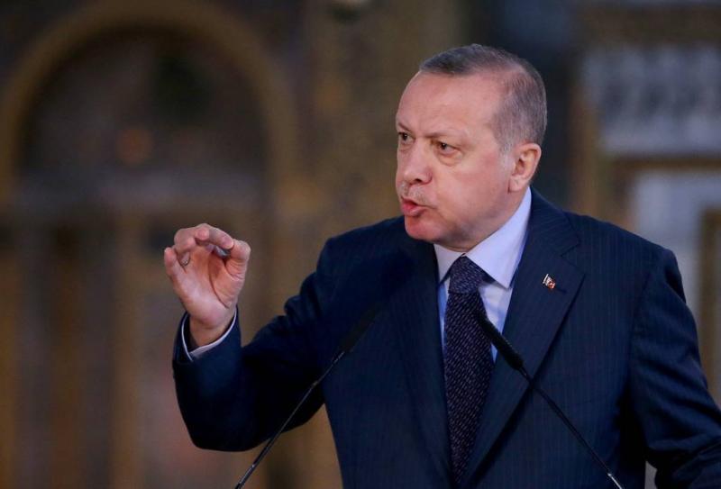 Erdogan veroordeelt optreden Israël in Gaza