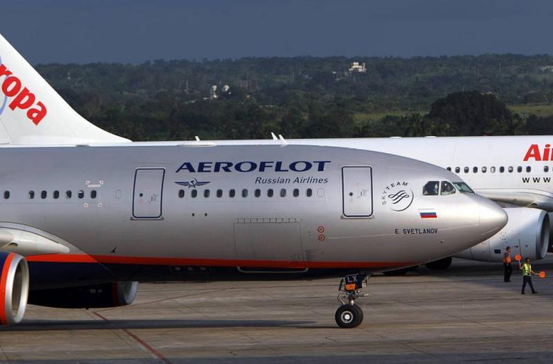 Doorzoeken Russisch vliegtuig is 'provocatie'