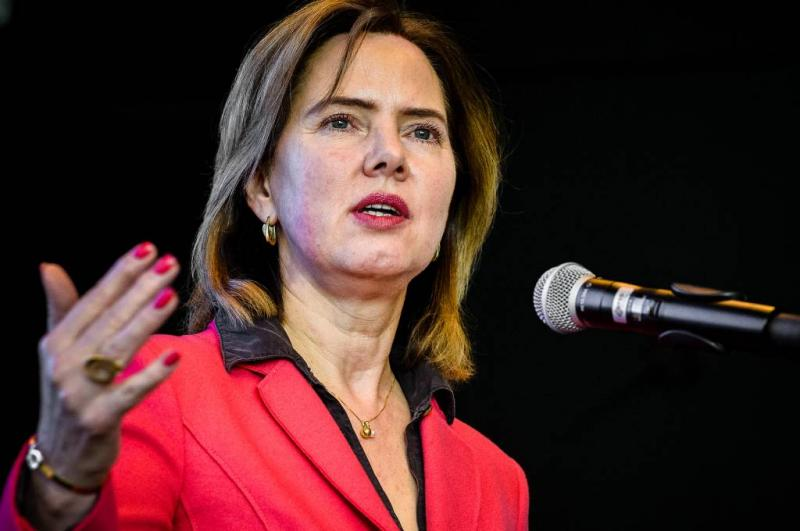 Minister van Nieuwenhuizen (ANP)