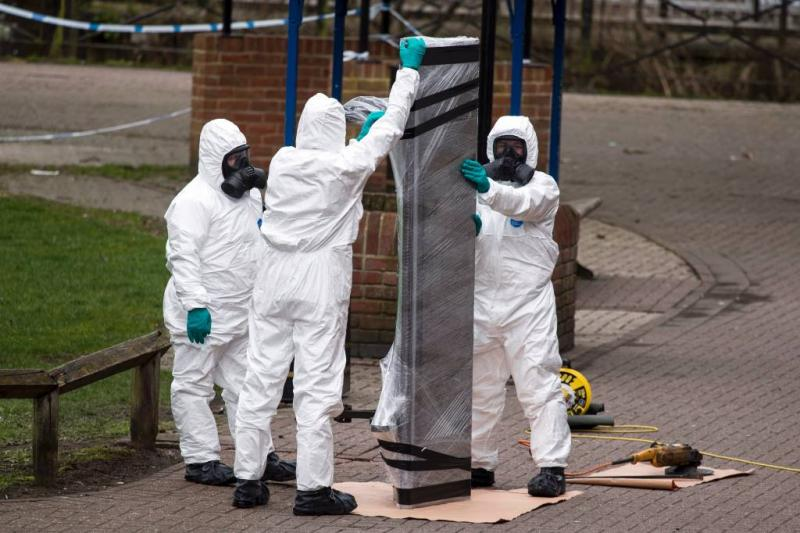 Ambassadeur: Geheime diensten VK achter aanval
