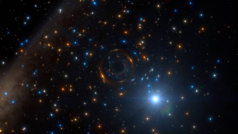 Verste ster ooit ontdekt