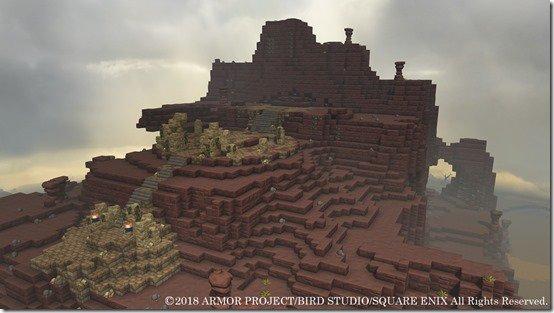 Dragon Quest Builders 2 Empty Island