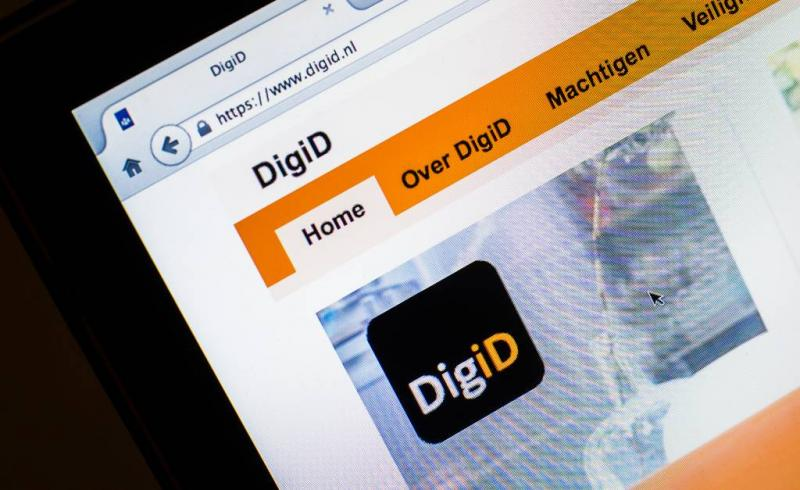 DigiD-fraudeurs moeten de cel in