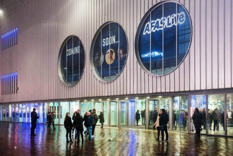 Scooter viert jubileum met show in Amsterdam