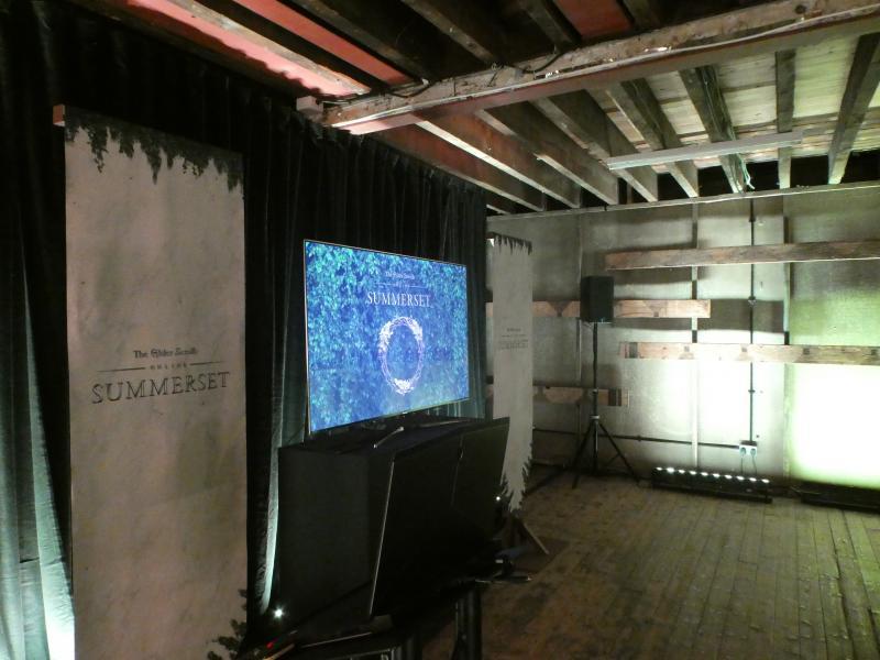 Elder Scrolls Online - Summerset Isles presentatie
