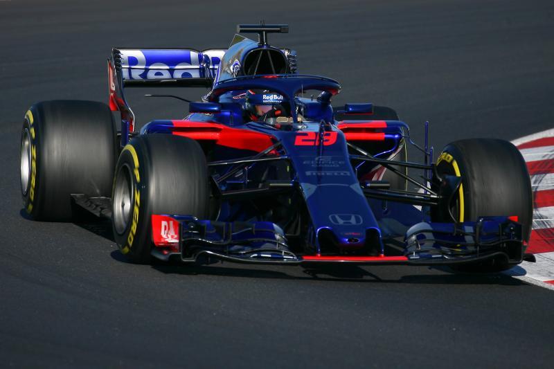 Nu al motorwissel bij Toro Rosso (Pro Shots / Insidefoto)