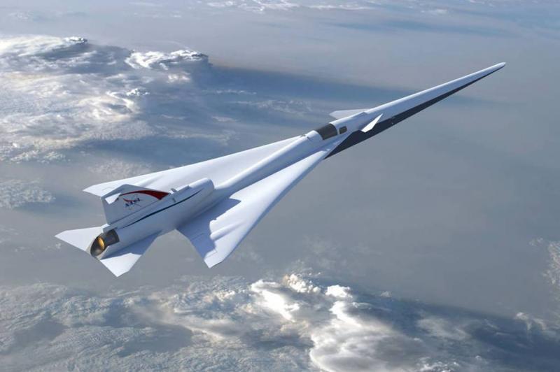 X-plane wordt opvolger Concorde