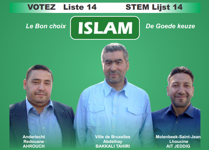Verkiezingsposter