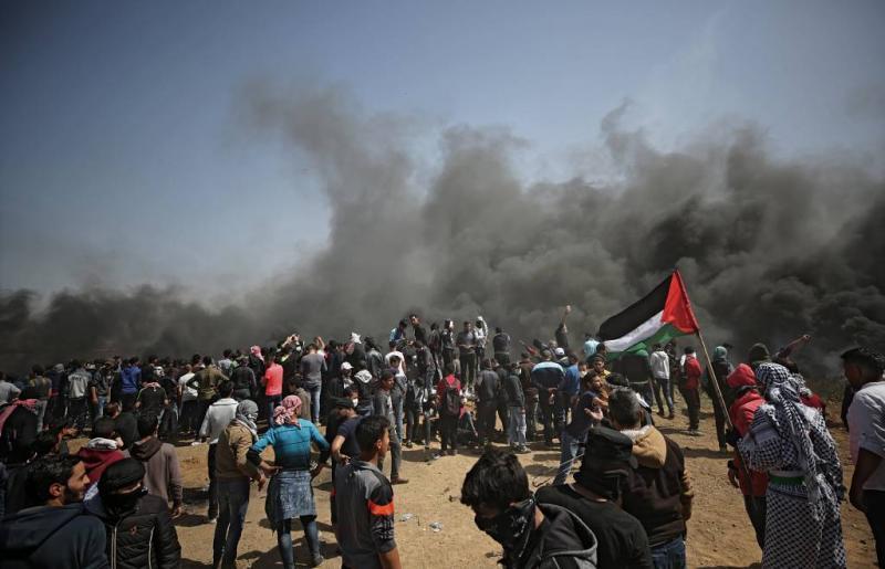Meer doden door protesten Gaza
