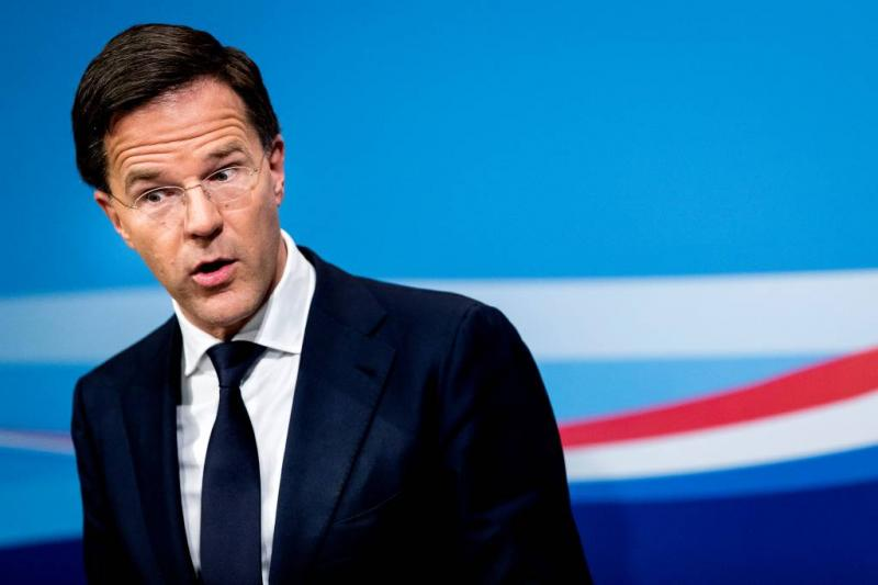 Rutte op zakenreis in China