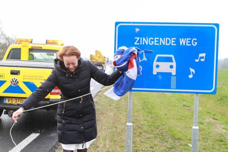 Fries volkslied klinkt niet meer op lokale weg