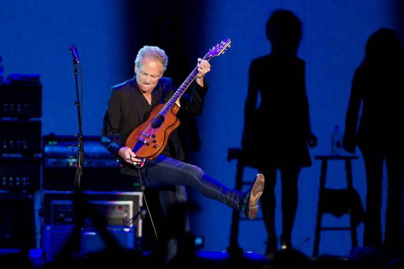 Lindsey Buckingham verlaat Fleetwood Mac