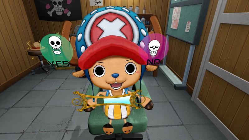 One Piece: Grand Cruise - Chopper (Foto: Bandai Namco)