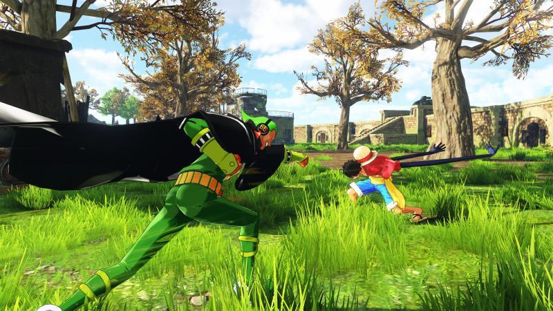 One Piece: World Seeker - Yonji (Foto: Bandai Namco)