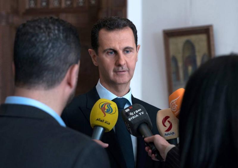 Luchtaanval op vliegveld Syrië, VS ontkennen