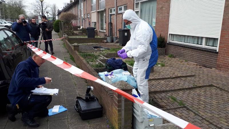 Man en vrouw takelen elkaar toe, beiden aangehouden (Foto: Politie.nl)